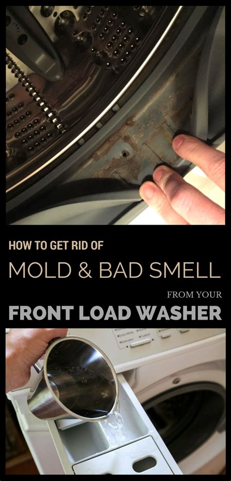 how to get rid of musty smell in kitchen cabinets how to get rid of mold and bad smell from your front load 9959