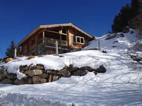 location chalet de luxe le chalet font romeu font romeu 12914 chalet montagne