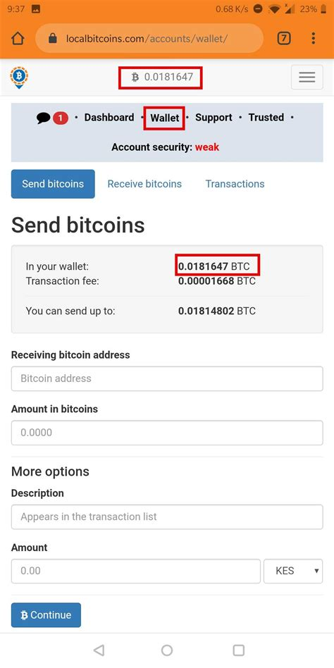 Bitcoin wallets have become a necessity for: Send bitcoin to binance | Bitcoin tutorials
