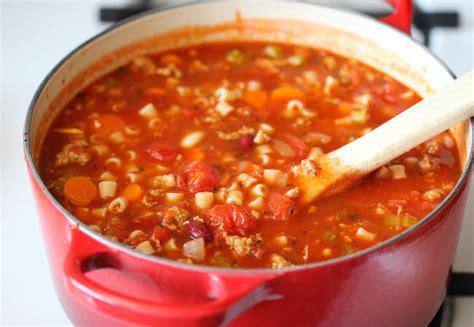 pasta fagioli olive garden recipe olive garden pasta e fagioli soup