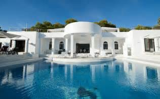 luxury homes luxury villa villa rica ibiza spain europe firefly