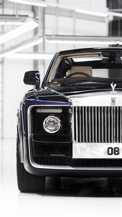 Royce Rolls 4k Sweptail Wallpapers Iphone Cars