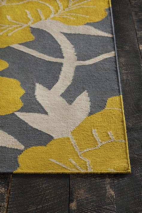 yellow gray bathroom rugs yellow and blue area rugs threadbind