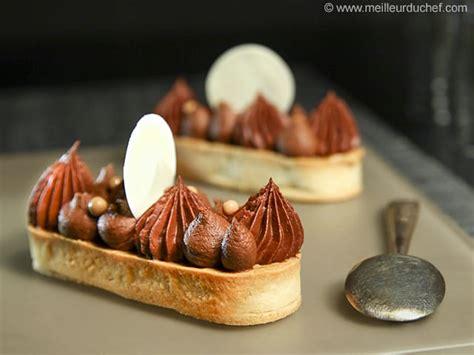 recette de cuisine professionnel tartelette nougatine et chocolats recette de cuisine