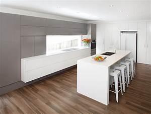 Sleek, Modern, Kitchen