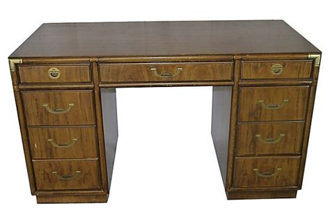 Drexel Heritage Dresser Hardware by Drexel Accolade Caign Desk Beautiful Hardware And
