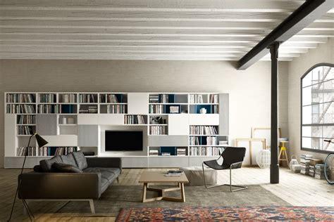 libreria grande la moderna libreria da soggiorno il posto giusto per