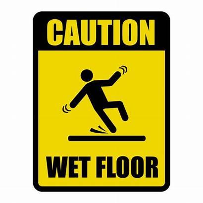 Wet Floor Caution Warning Clip Illustrations Ensign