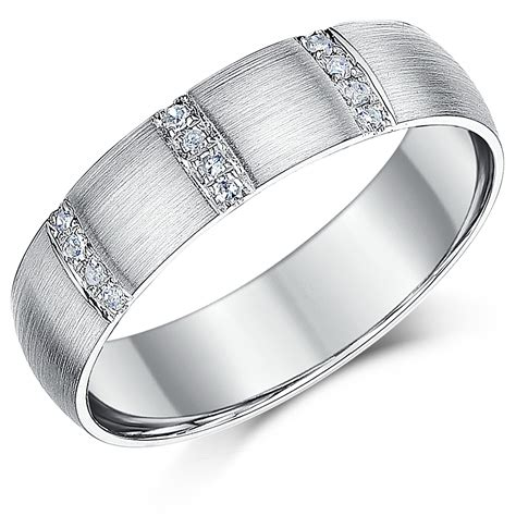 6mm palladium 950 wedding ring band palladium rings at elma uk jewellery