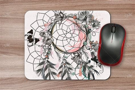 These mouse pad mockup allows you to showcase your mouse pad art work in a professional way. Mouse Pad Mock-up. PSD Smart Object (With images) | Fabric ...