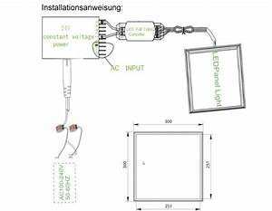 Nennspannung Berechnen : led panel light 300x300mm rgb 18 watt ~ Themetempest.com Abrechnung