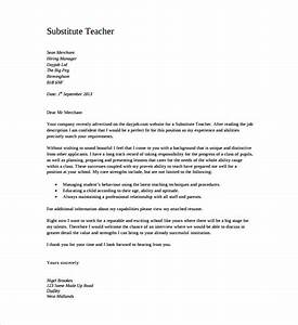 11 teacher cover letter templates free sample example With cover letter to be a teacher