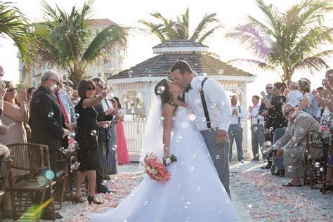 Private Beach Wedding Ceremony with Gazebo Waterfront St