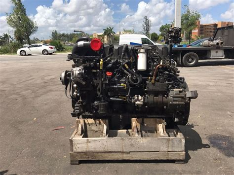 paccar truck parts paccar mx13 stock 003388 engine assys tpi