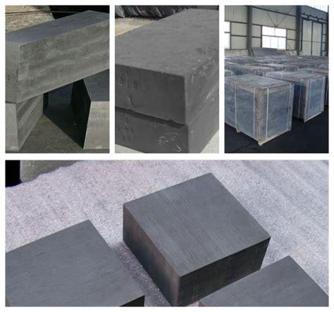 china high strength hot sale isostatic graphite block china graphite block graphite plate