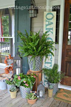 winter cottage front porch  cottage   oaks