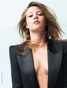 Adele Exarchopoulos - Elle France Photoshoot - 2013 ...