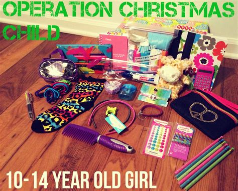 chhristmas for 14 year old girls