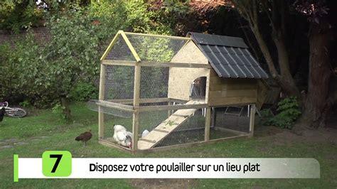 fabriquer un abri pour ses poules