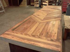 Advanced Woodworking: Salvaged Buffet Table - Buildipedia
