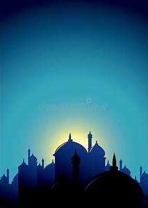 Wedding Video Templates Islamic Background Of Beautiful Islamic City Buildings