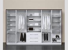 Wardrobe interiors Hettich