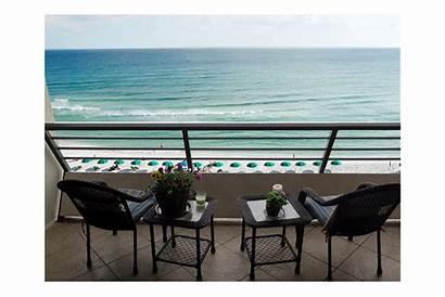 Florida Destin Located Beach Condo Balcony Beaches