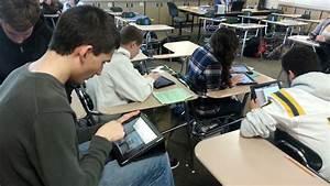 Richland High Students Use iPad Technology to Make Movies ...