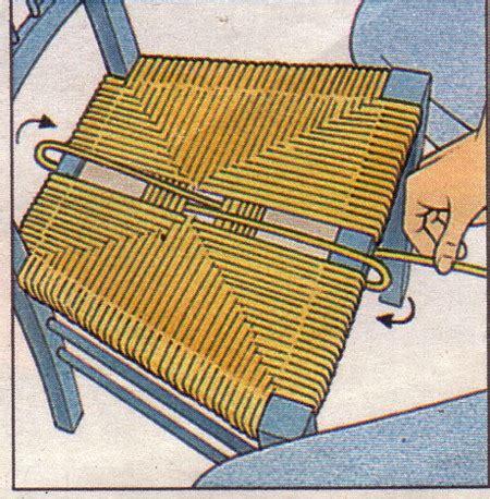comment rempailler une chaise rempailler une chaise bricolage à faire