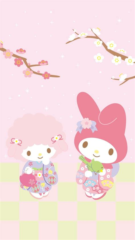 sanrio tumblr  melody wallpaper sanrio wallpaper