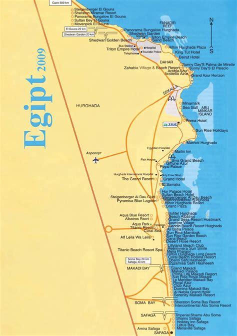 hurghada egypt map ideas   house pinterest