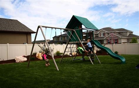 lifetime leisure time swing sets cedar swing sets swing