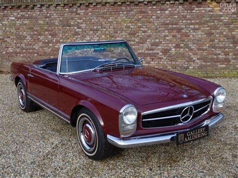 Just undergone significant refurbishment by dd classics complete new leather interior fitted in the correct oem specification brand new mohair soft top fitted exquisitely detailed throughout ready for immediate delivery. Classic 1967 Mercedes-Benz 250 SL Pagoda for Sale - Dyler