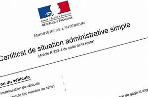 Certification De Non Gage : comment obtenir un certificat de non gage en ligne ~ Maxctalentgroup.com Avis de Voitures