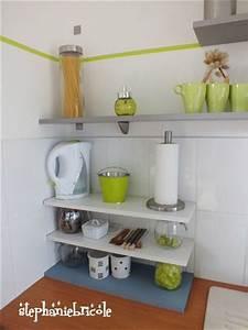 Diy Deco Recup : des nouvelles tag res 100 r cup pour la cuisine bois ~ Dallasstarsshop.com Idées de Décoration
