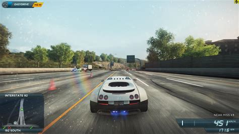 It depends on how you can manage raw power of most of the cars along with its handling. Need For Speed - Most Wanted - 2012 - Bugatti Veyron - Select Game