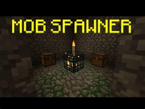 minecraft xbox mob spawner block  creative  mods