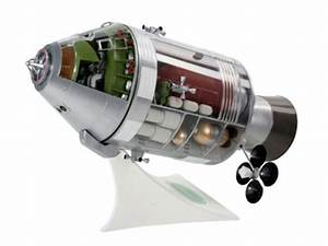 Revell Apollo Spacecraft & Interior Model Kit-One Stop RC ...