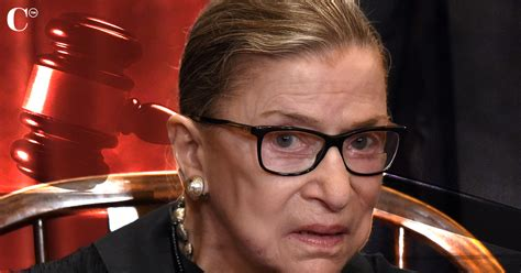Ruth Bader Ginsburg: The Supreme Court Justice's Legacy