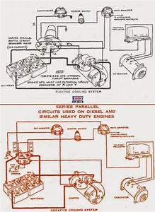 Series Parallel Wiring Diagram Kenworth