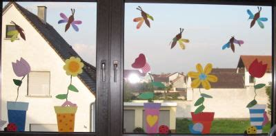 Herbst Fingerfarbe Fenster by Michas Kreativwelt Deko