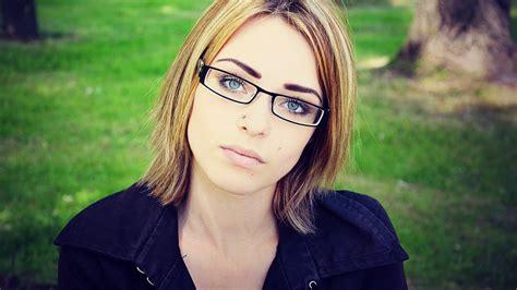 Glasses Face Closeup Wallpapers Hd Desktop And Mobile