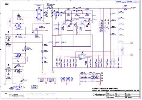 samsung bn  schematic service manual