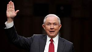 Trump's top lawyer, AG Jeff Sessions, faces questions on ...