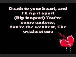 death to your heart botdf lyrics doovi With bewitched blood on the dance floor lyrics