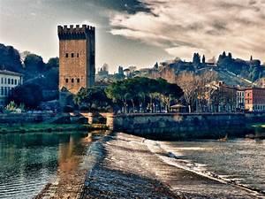 Firenze Fiume Arno Lungarno Serristori HDR Version Alessandro Stefano Guerrato Flickr