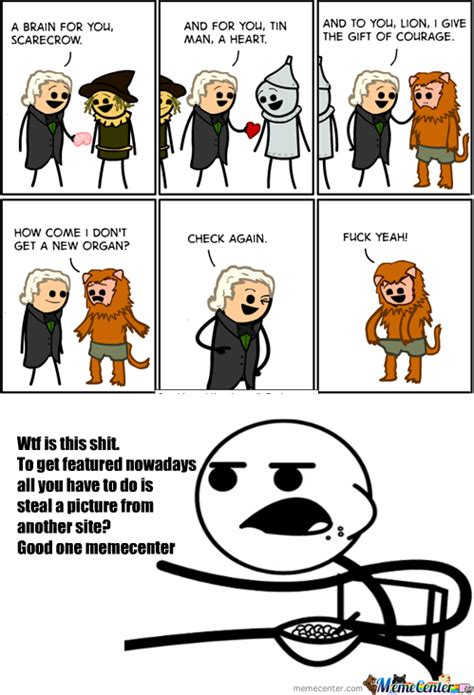 Cyanide And Happiness Memes - rmx cyanide and happiness by fredthememe meme center