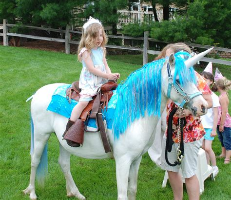 unicorn birthday pony party rules mystical horn farm game young special mystic would she