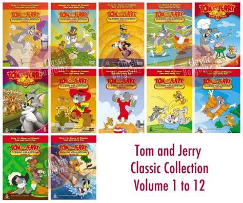 tom et jerry dvd