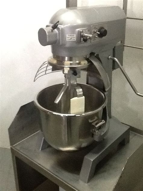 hobart cuisine hobart a200 20 quart mixer bidder 39 s choice sales inc